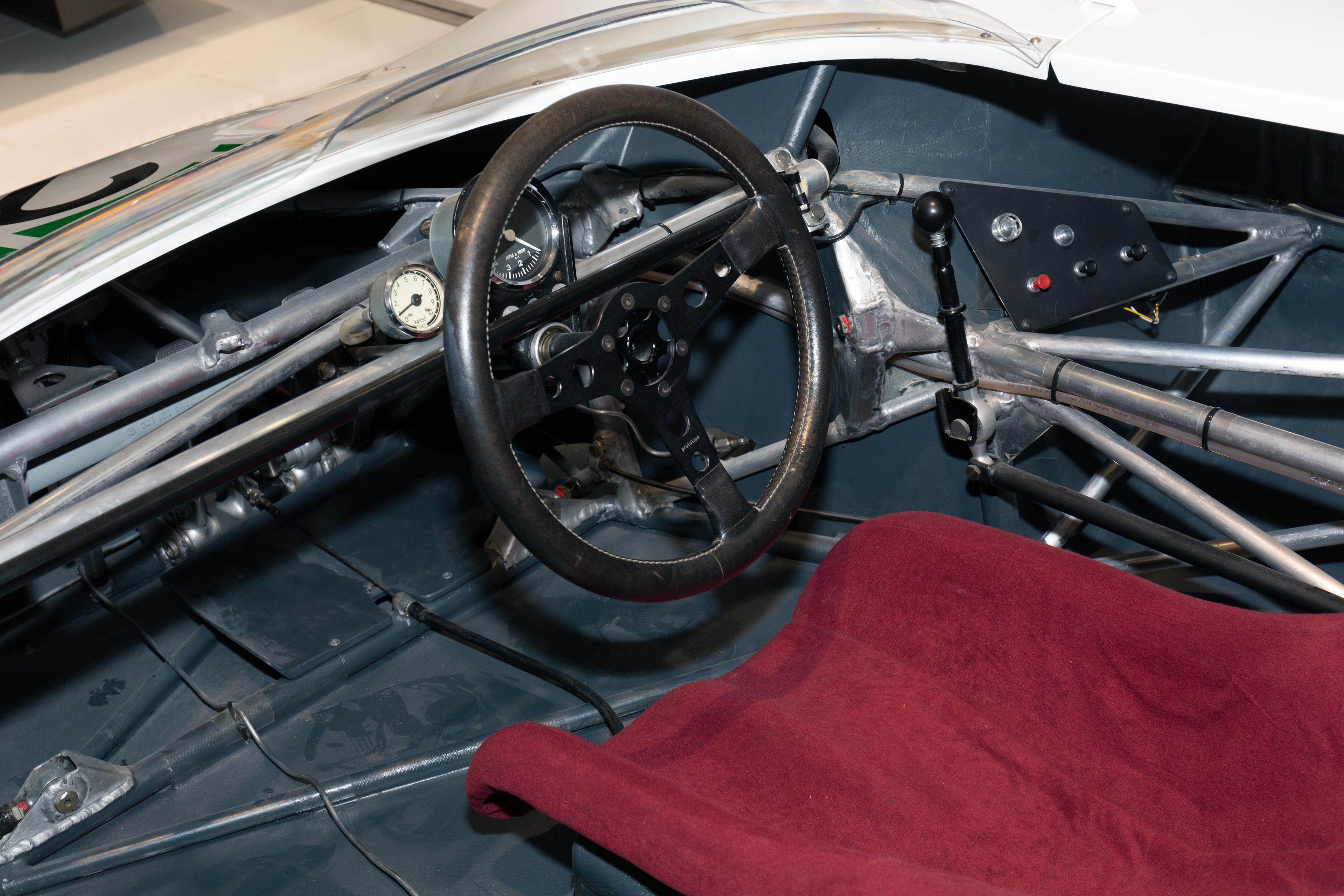 File Porsche 909 Bergspyder Cockpit Porsche Museum Jpg