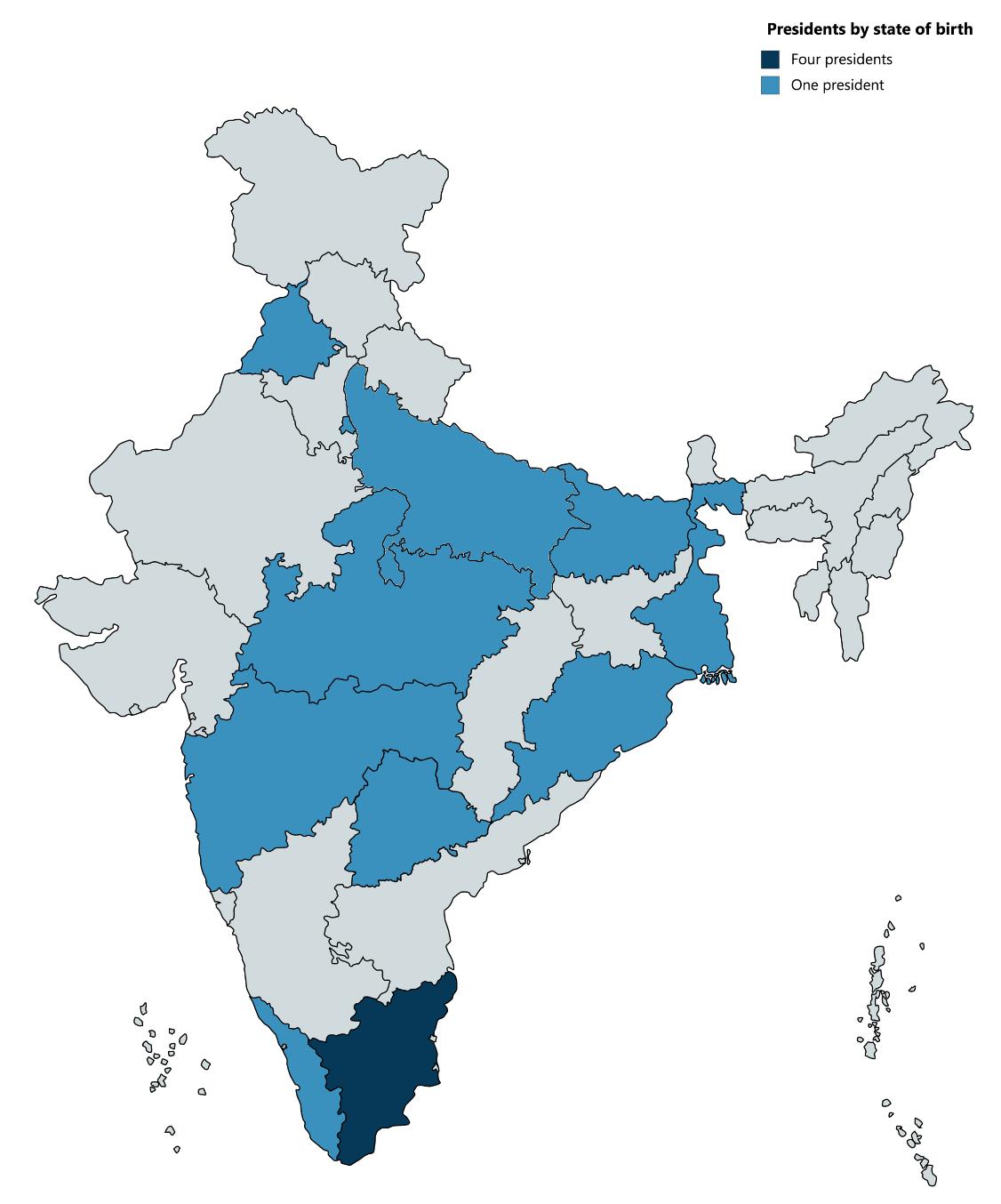 قائمة رؤساء الهند ويكيبيديا