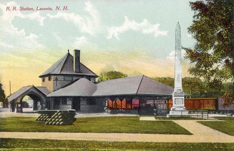 R. R. Station, Laconia, NH.jpg