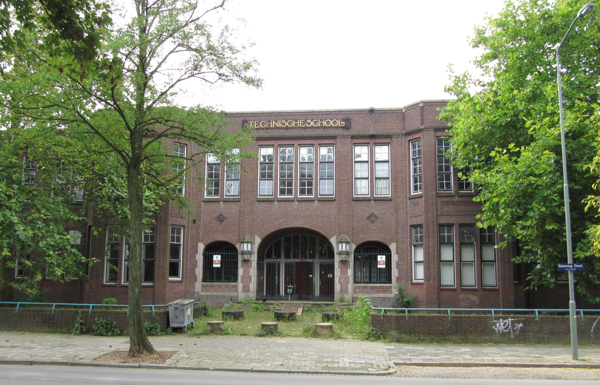 Voormalige Technische School in Dordrecht | Monument ...