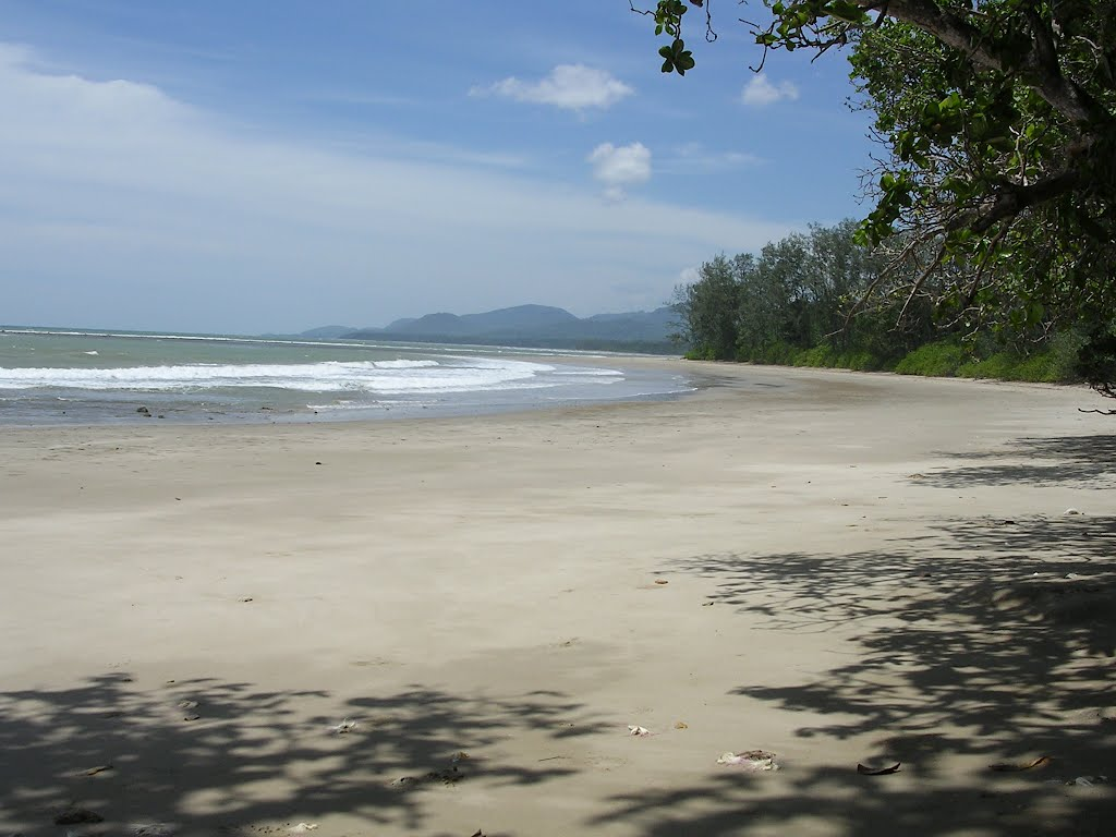 File Remote And Pristine Beaches With View Towards
