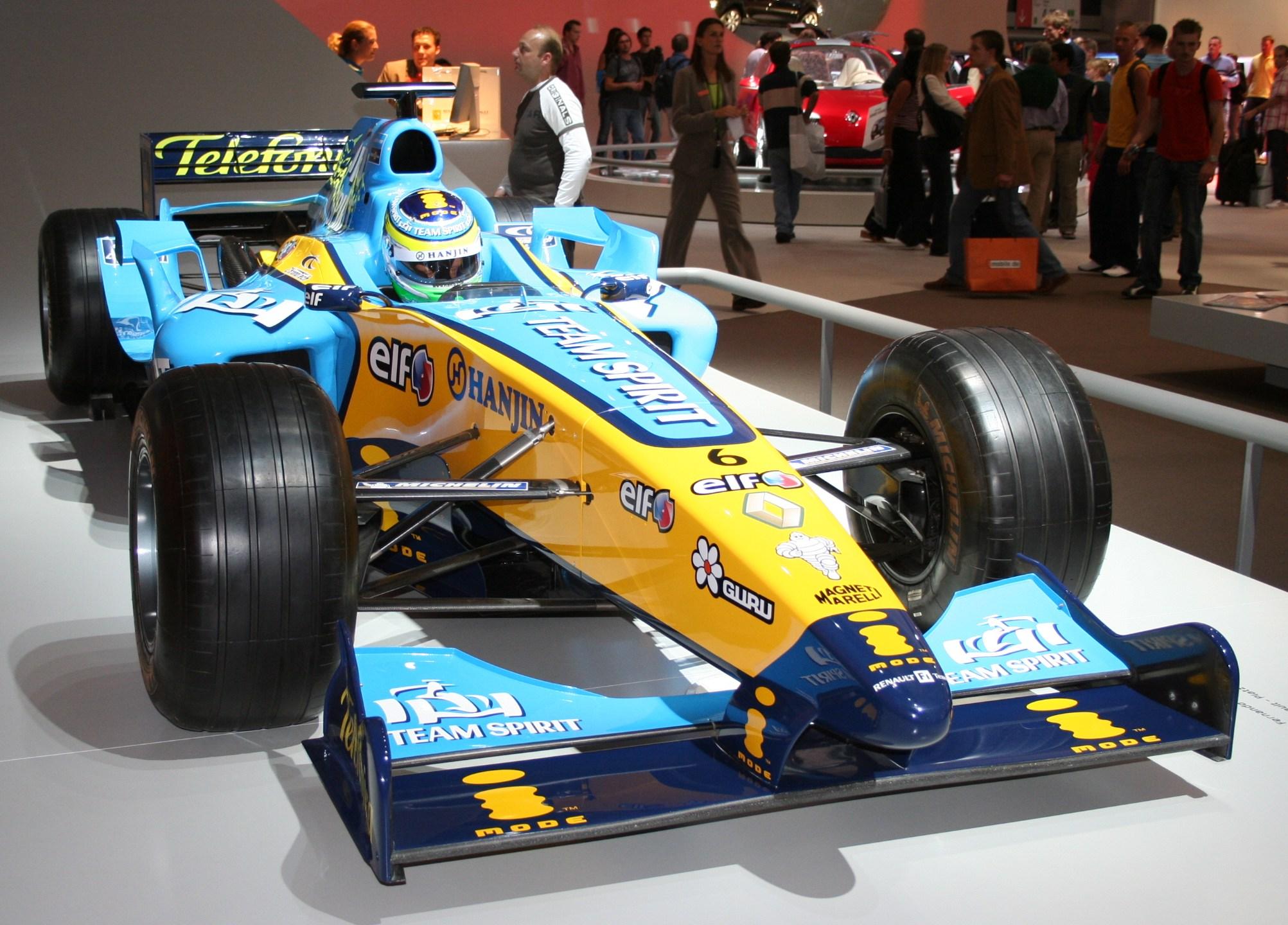 F Racing Car Brands