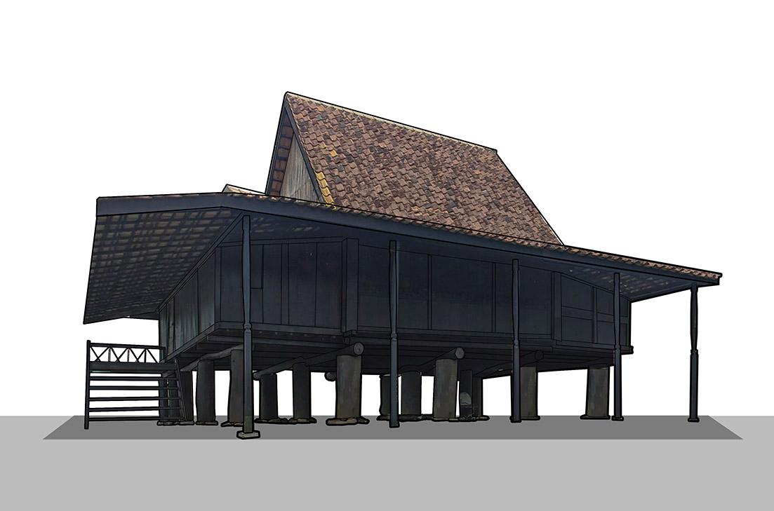 Rumah Ulu Wikipedia Bahasa Indonesia Ensiklopedia Bebas