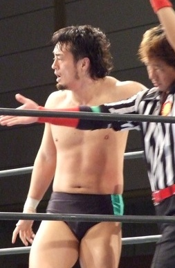 Taguchi in June 2011