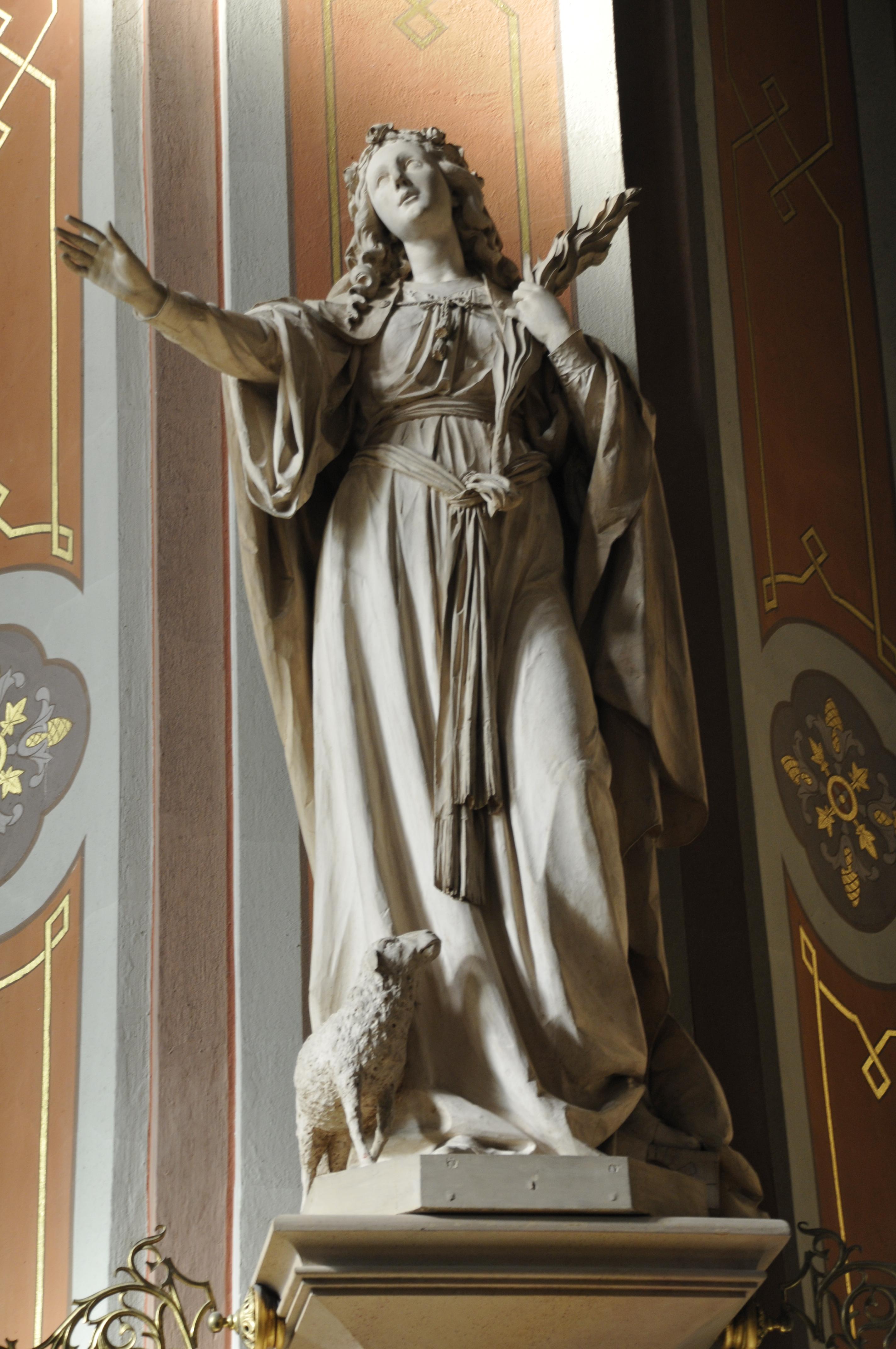 St. Agnes Of Rome