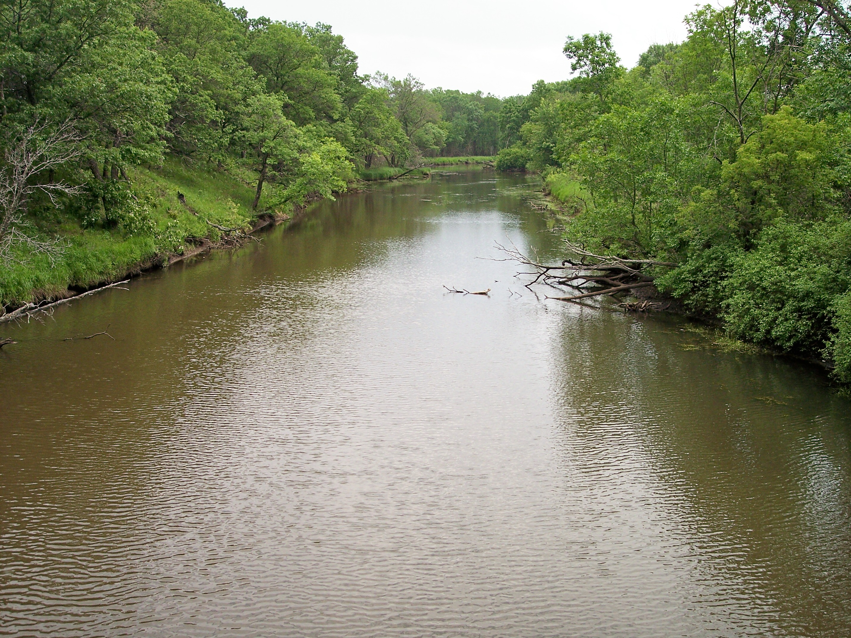 File:Saint Francis River Minnesota.jpg  Wikipedia, the free