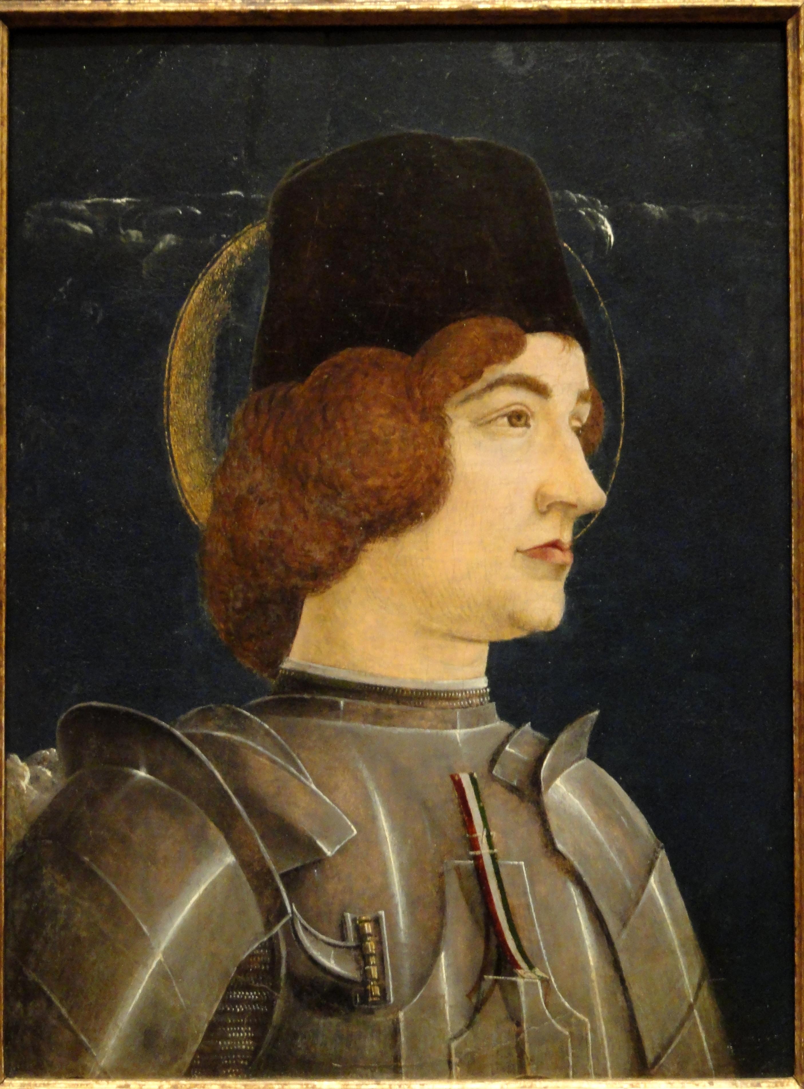 File:Saint George by Cosme Tura, Ferrara, c. 1475-1476,