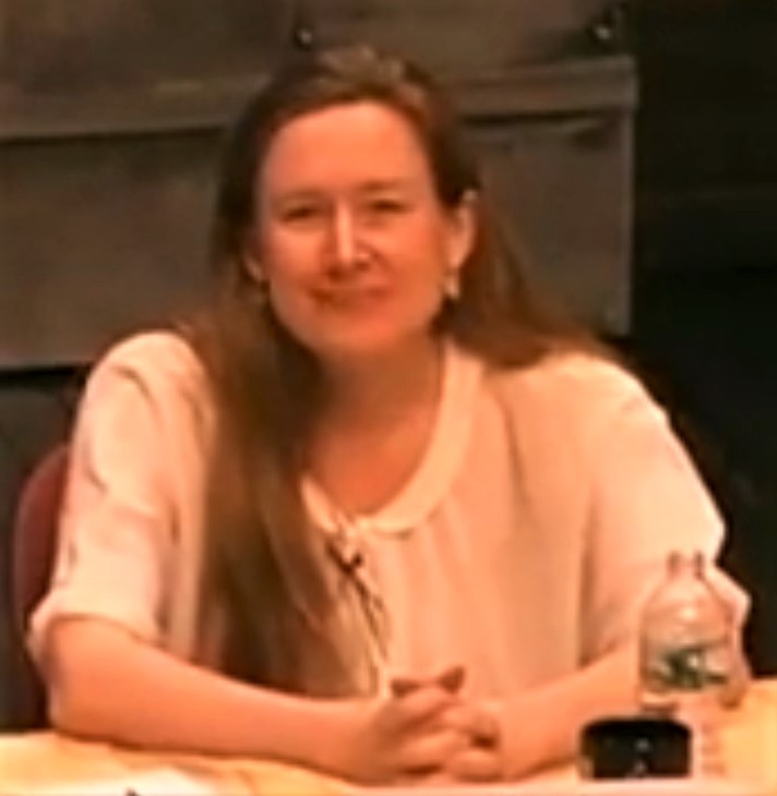 Sarah Ruhl in a panel discussion for [[HowlRound]] in 2017