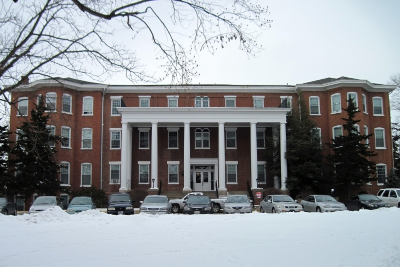 Lindenwood Hall Wikipedia