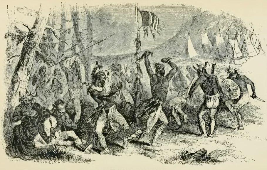 Top 10 Deadliest Native American Tribes