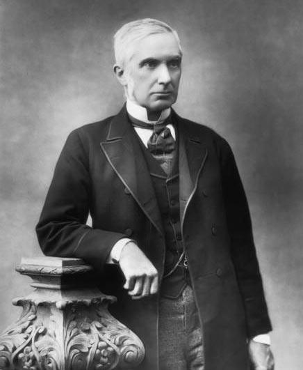 Sir Edward Fry.