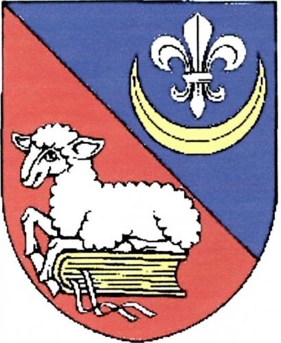 Znak obce Skorotice