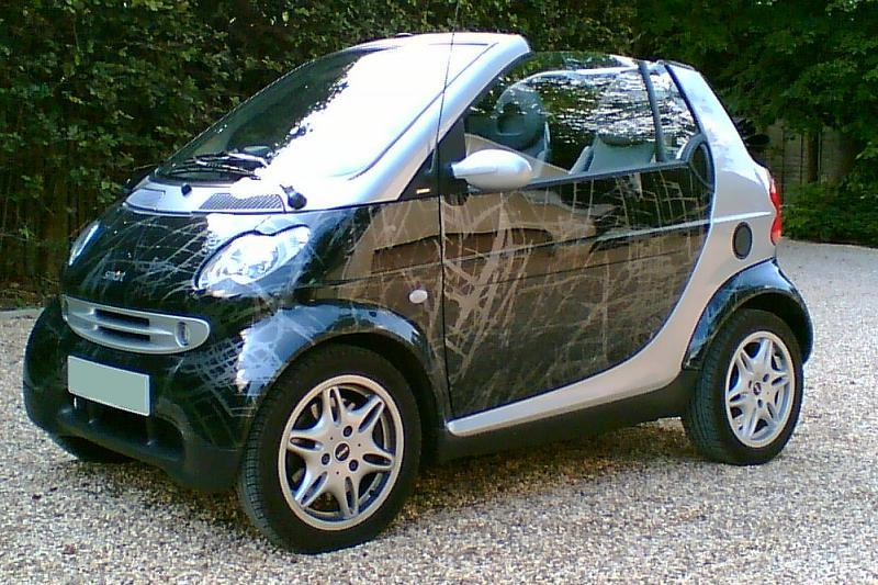 Smart Car Crash Test Results
