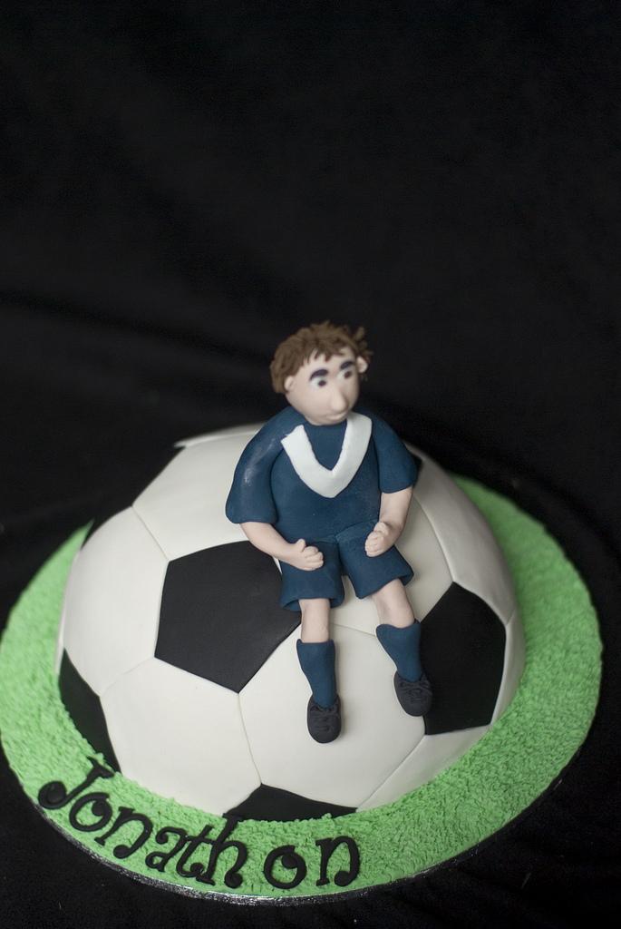 Soccer Cake Decorations Melbourne