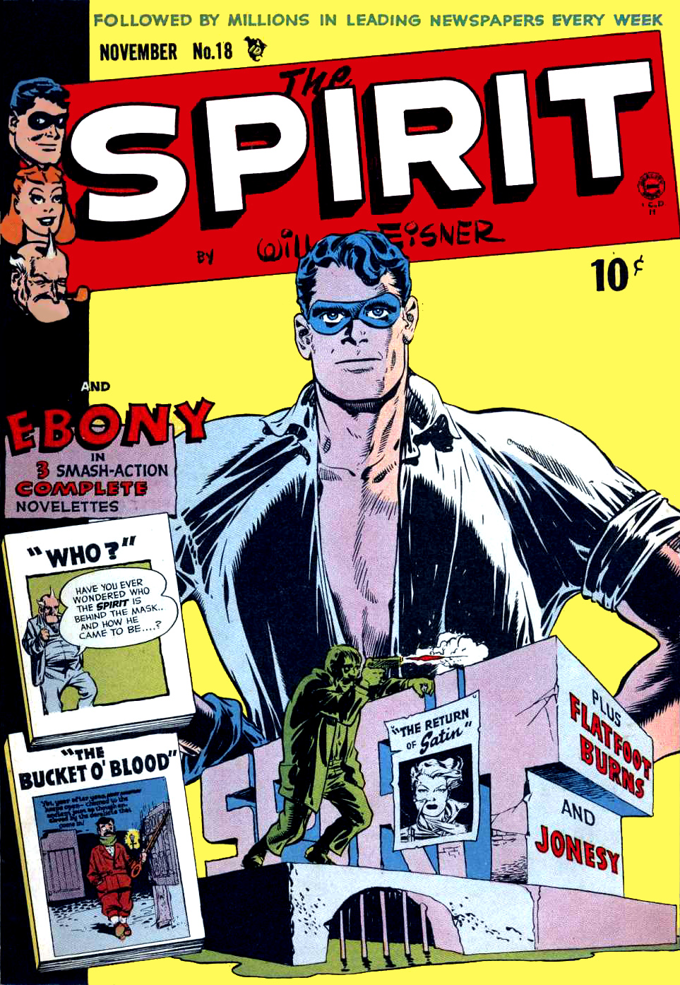 Spirit Comics Wikipedia