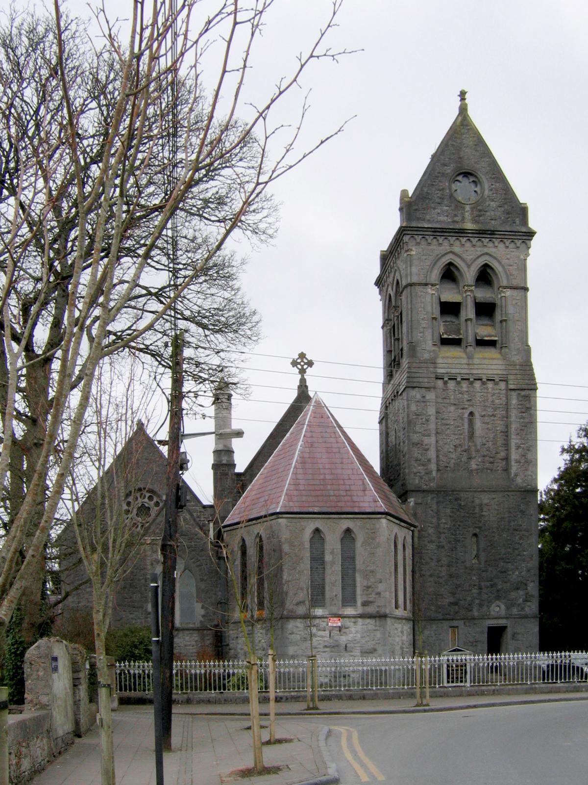 St Columba's Church, Ennis - Wikipedia