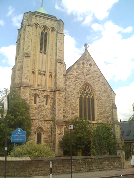 St Stephen\'s Church, Shepherd\'s Bush - Wikipedia