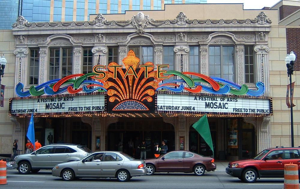 Image Result For Street Movie Theater