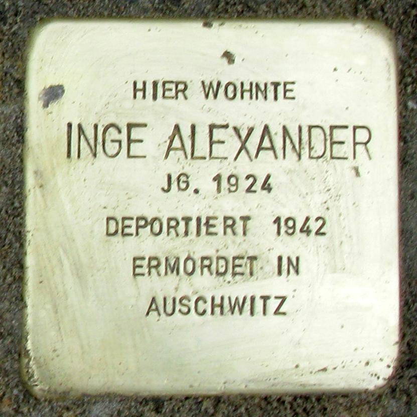 Inge Alexander