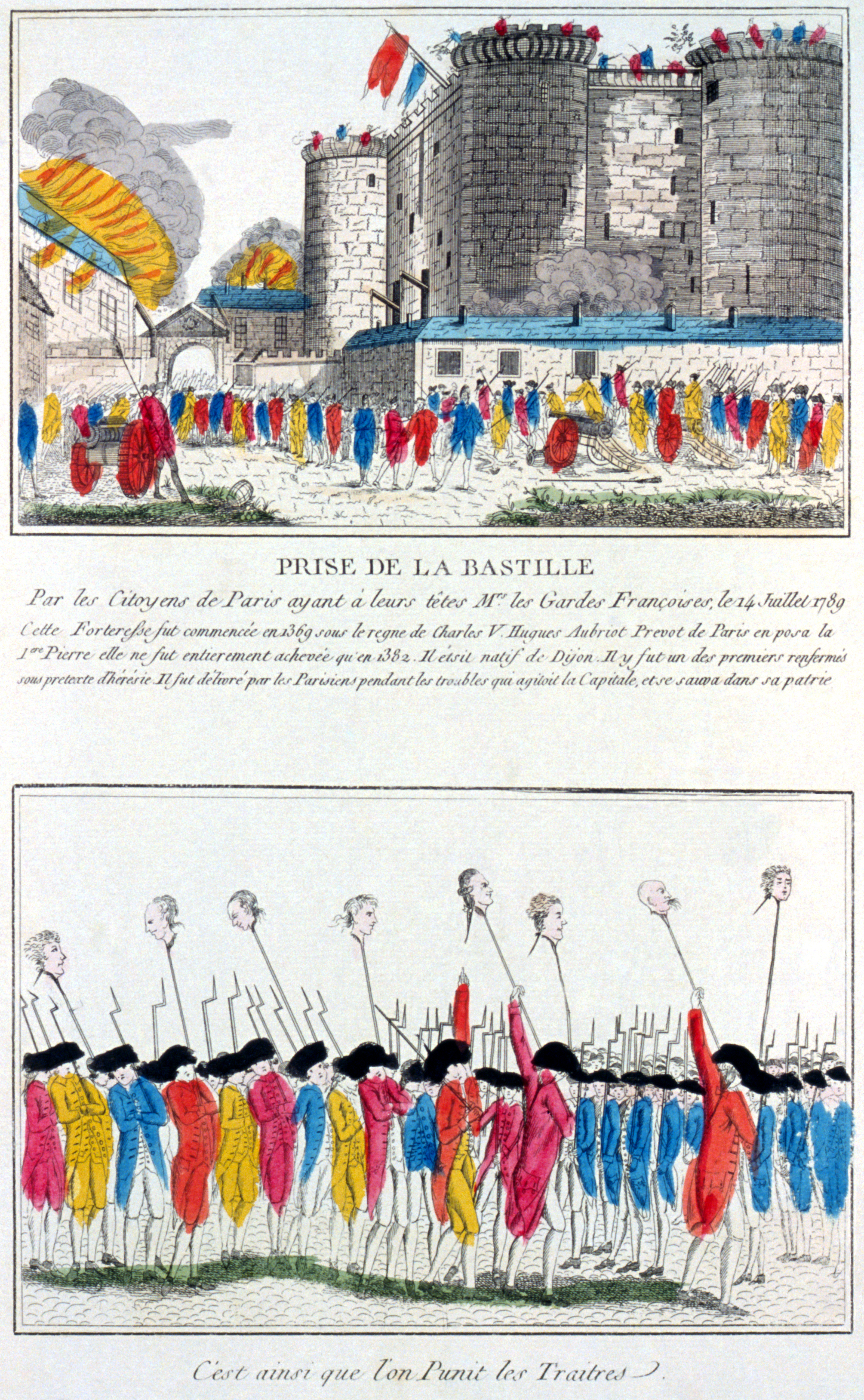 Storming the bastille 4