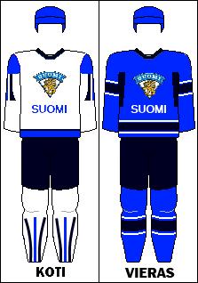 Suomi Pelipaita
