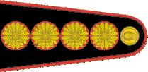Depiction of Teniente general