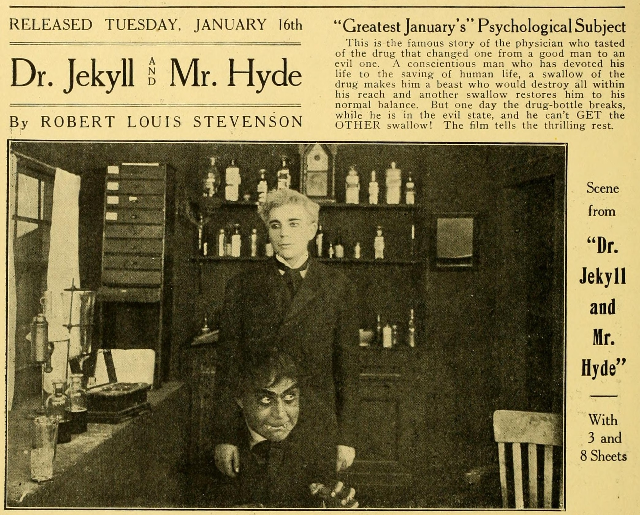 an analysis of dr jekyll and mr hyde a novel by robert louis stevenson Free essay: analysis of the strange case of dr jekyll and mr hyde by robert louis stevenson in an attempt to consider the duality tale, one narrative.