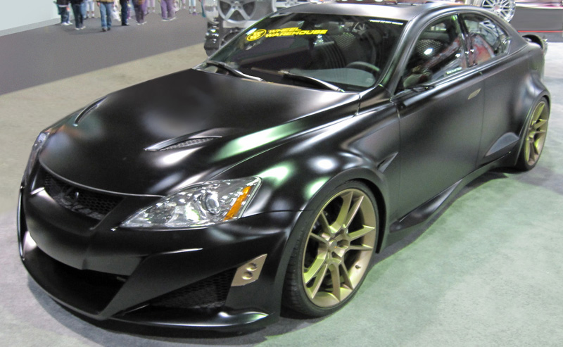 File:The Project Lexus IS-F by Five Axis.jpg - Wikimedia Commons