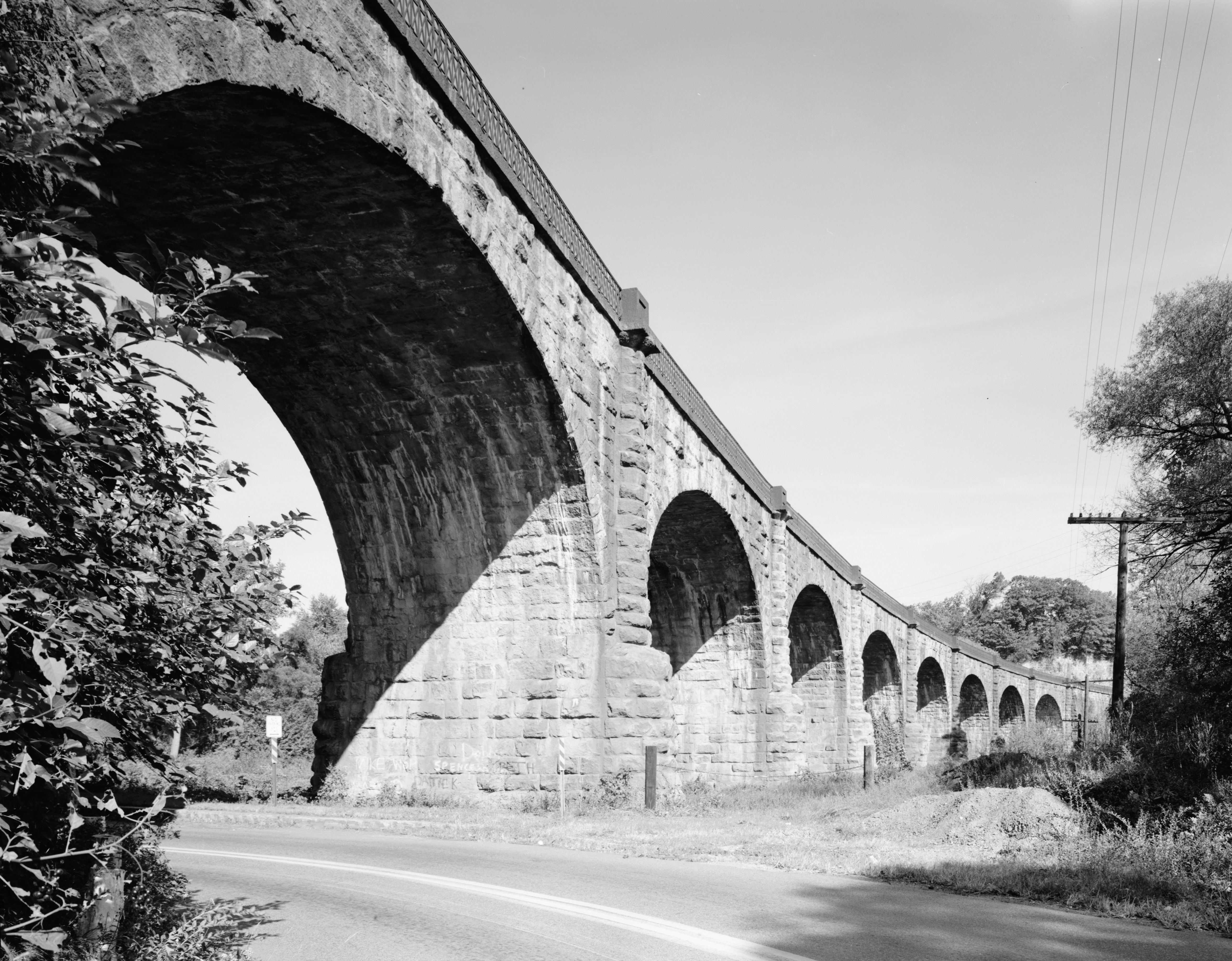 Viaducts in the united states for Bill burton fishing pier state park
