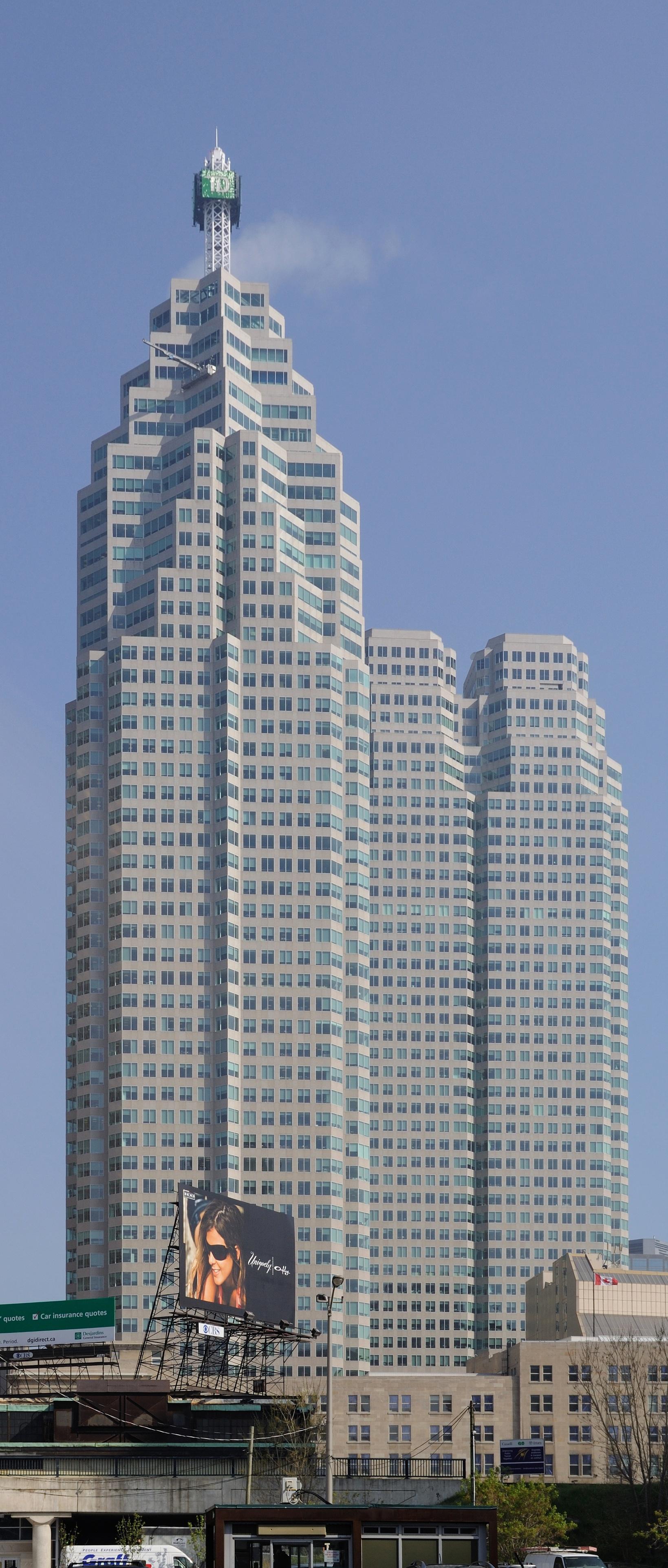 Toronto (ON) Canada  city photos : Toronto ON TD Canada Trust Tower2 Wikimedia Commons