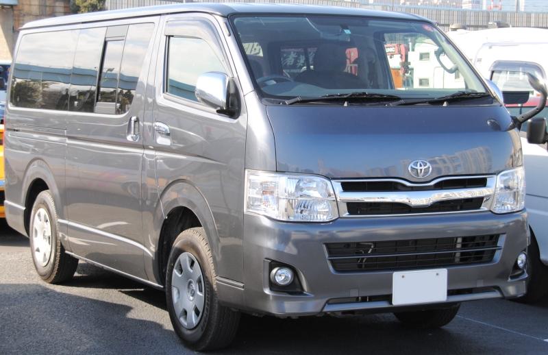 Toyota Hiace Wikip 233 Dia