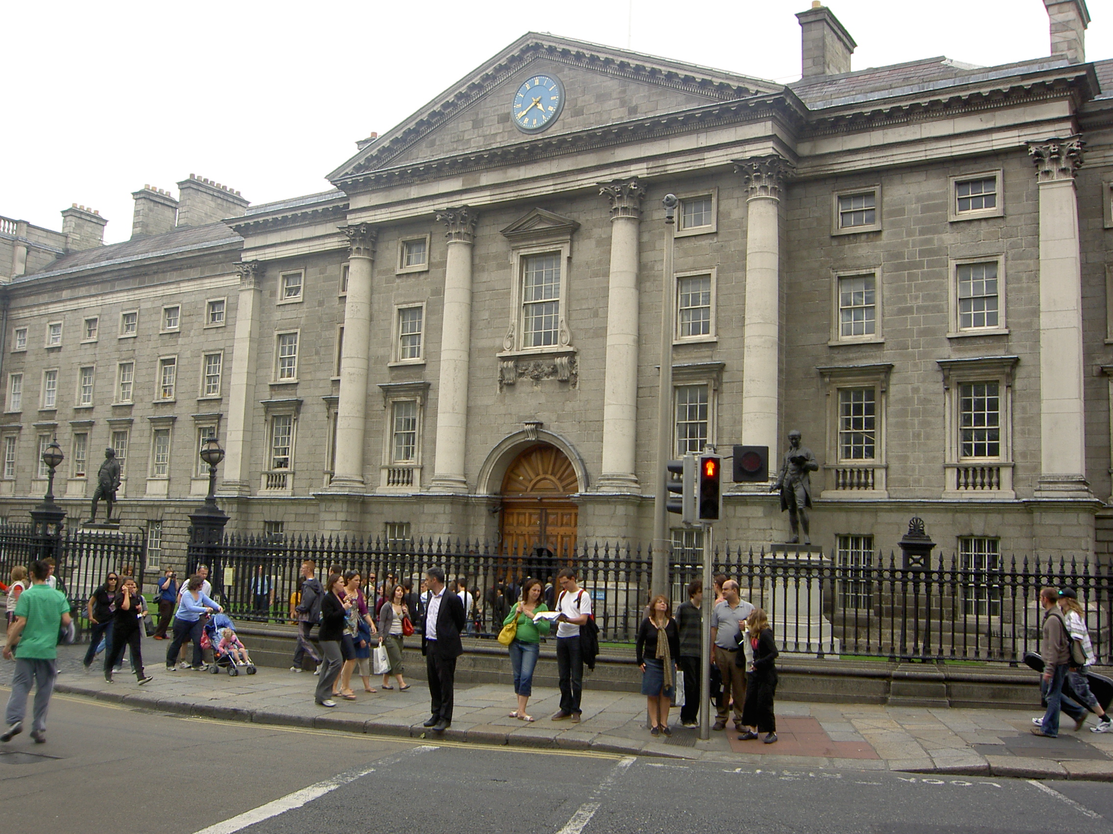 Trinity College Dublin Rent Room