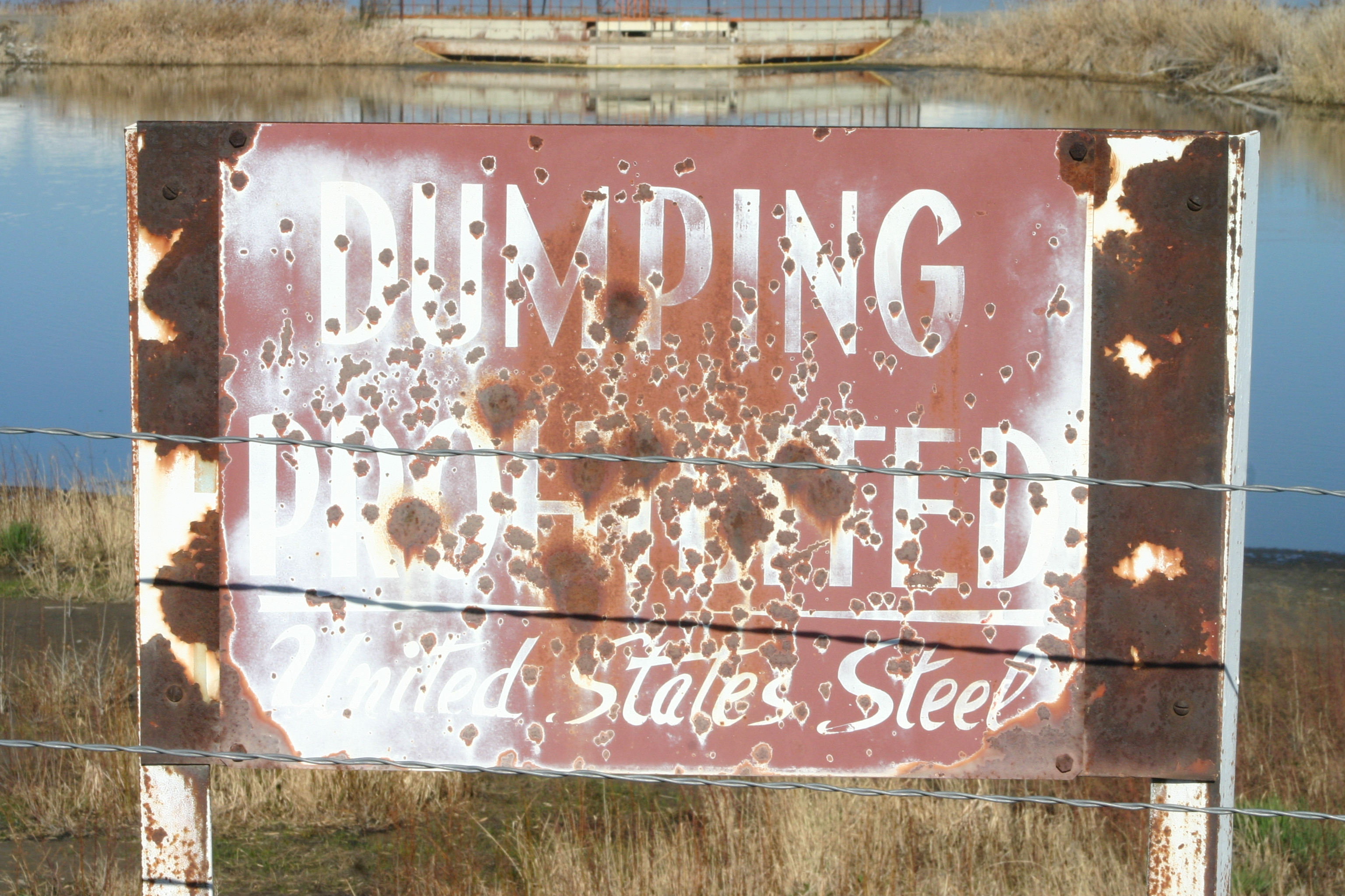 Fileuss Steel Signjpg Wikimedia Commons