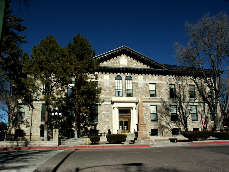 Where Is The Capitol Building Located In New Mexico