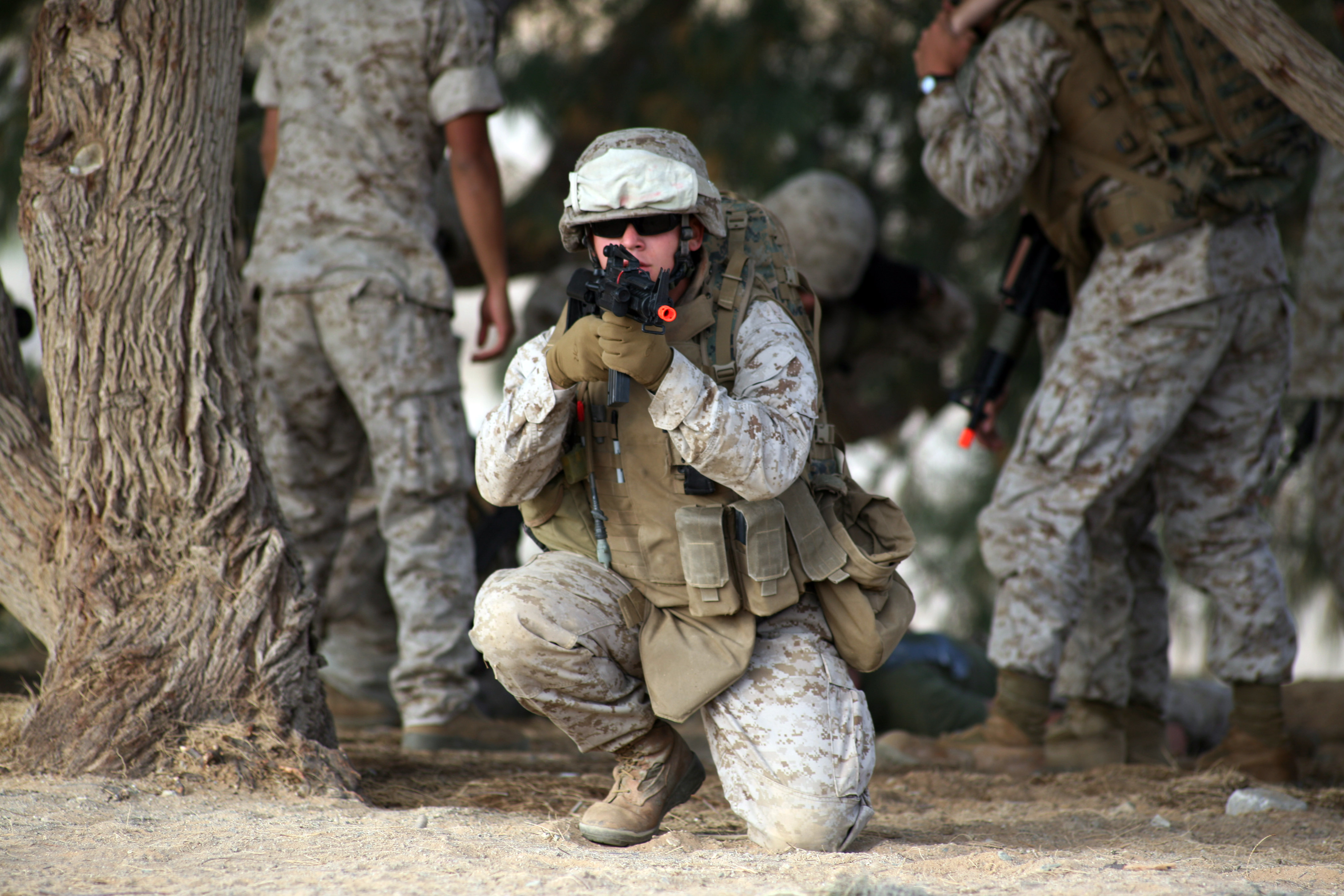 File:US Navy 090521-M-0793P-001 U.S. Navy Corpsmen assigned to 3rd ...
