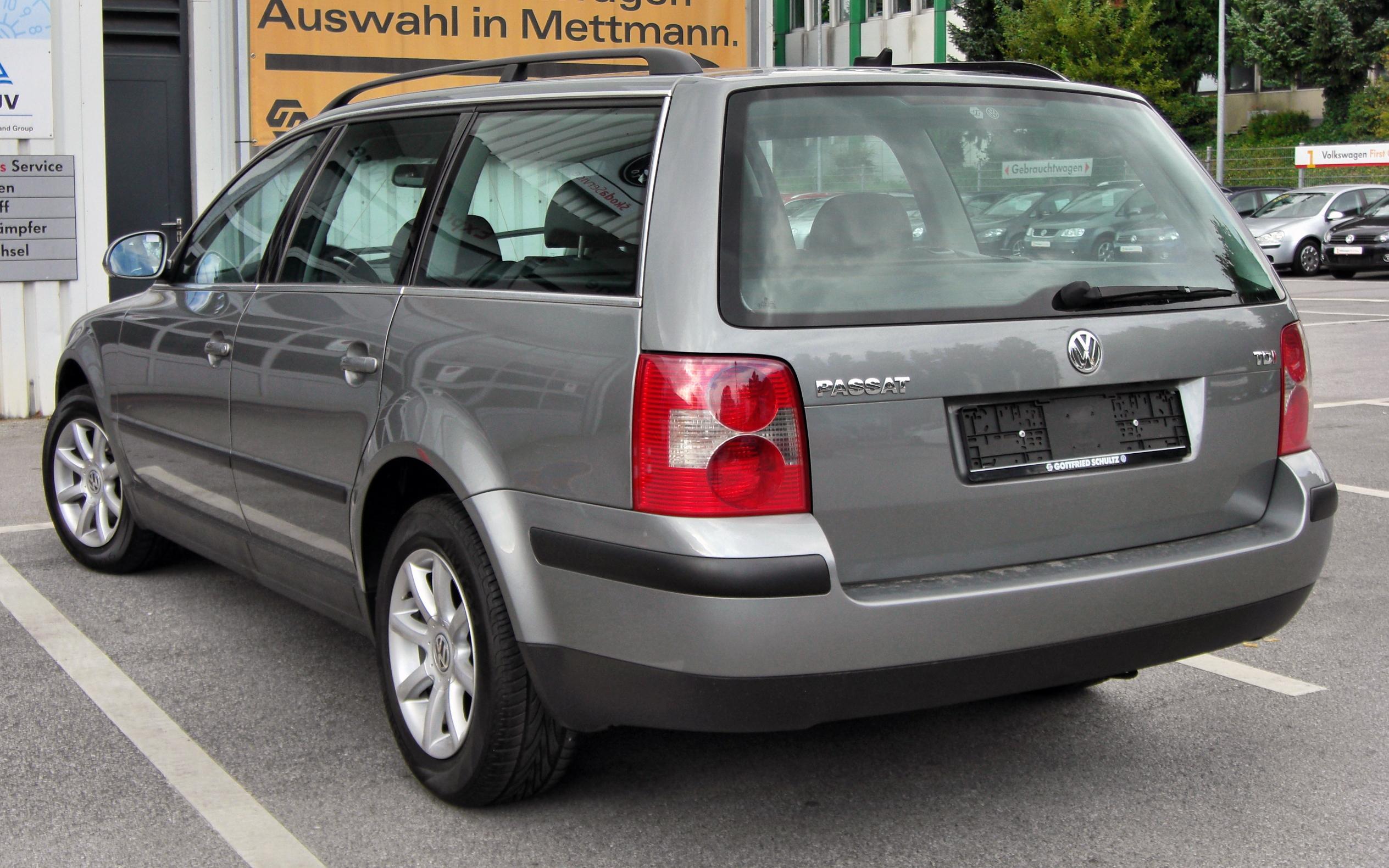 File vw passat b5 variant facelift 20090830 rear jpg