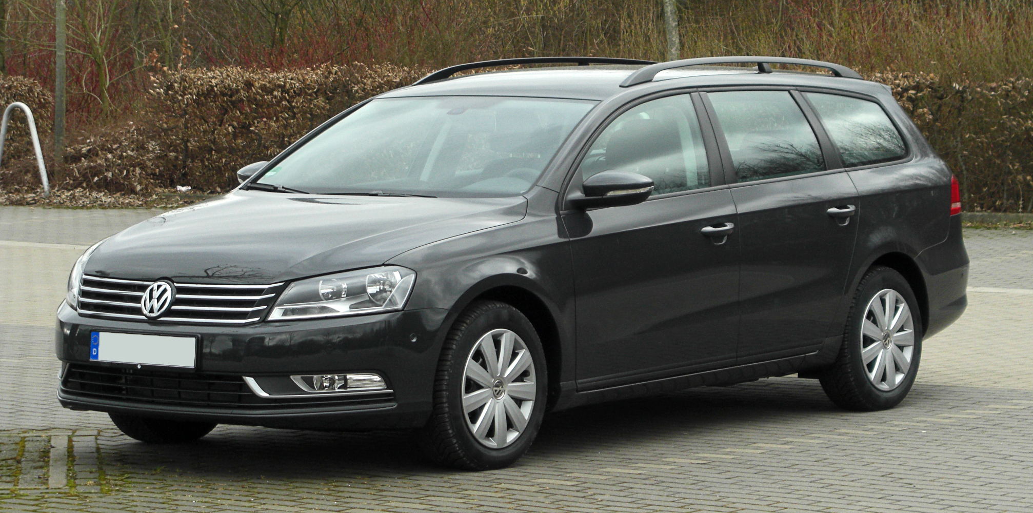 file vw passat variant 2 0 tdi bluemotion technology trendline b7 frontansicht 3 13 m rz. Black Bedroom Furniture Sets. Home Design Ideas