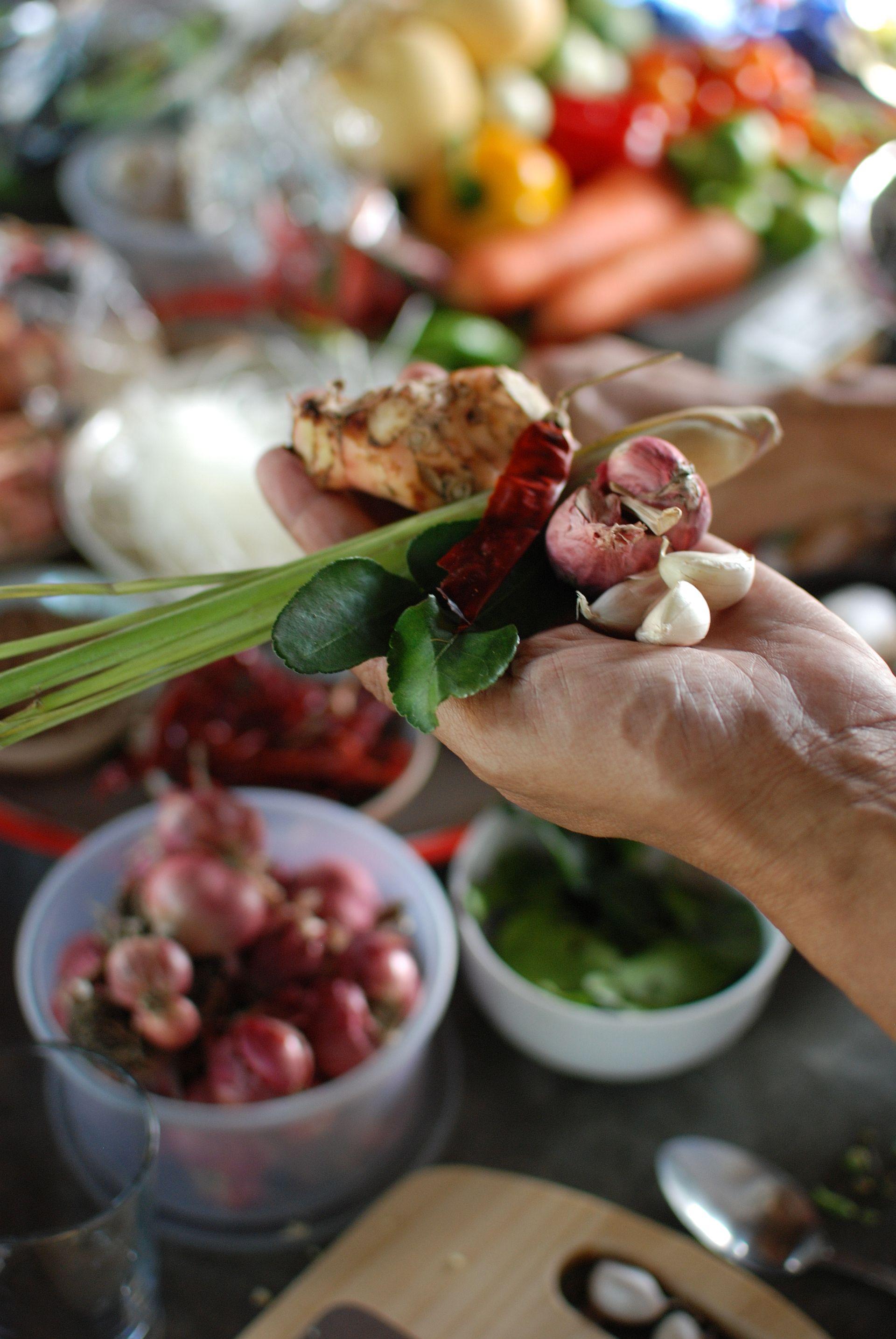 Liste d 39 ingr dients de la cuisine tha landaise wikiwand for Cuisine thailandaise