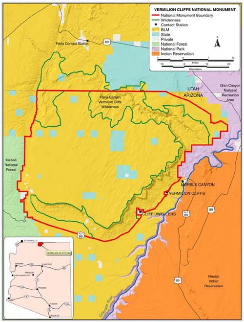 blm colorado map with Vermilion Cliffs on Hells Canyon Byway furthermore Best C grounds Near Moab Arches Canyonlands Dead Horse Point Blm More Us Ut 11 together with Pinnacles C aign in addition Royal Gorge Index further Virtual Omnibus Tour Wel e Alabama E2 80 99s Grand Canyon.