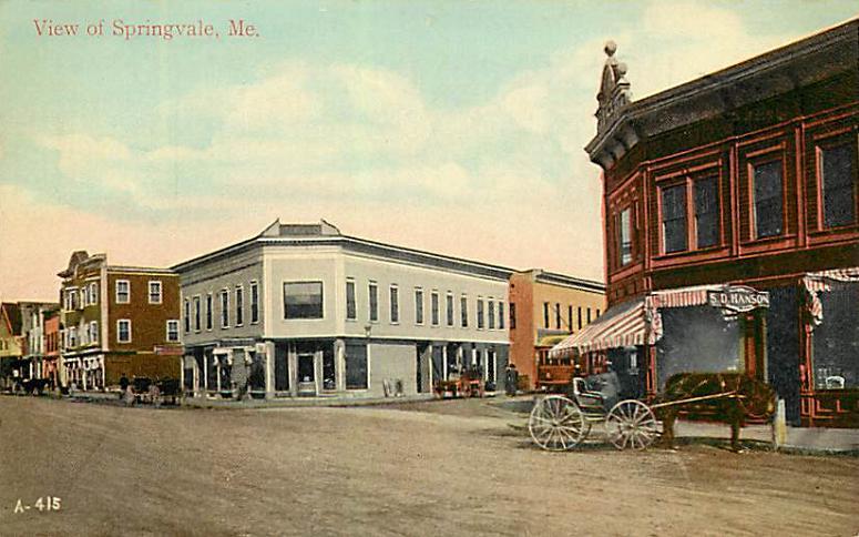 Springvale, Maine - Wikipedia on noble park, box hill, caroline springs, glen waverley,