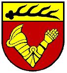 Wappen der Gemeinde Zell unter Aichelberg