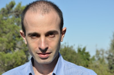 Yuval Noah Harari October 2011 small.jpg