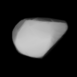 885 Ulrike main-belt asteroid