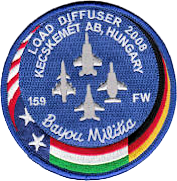 159th fighter squadron patch