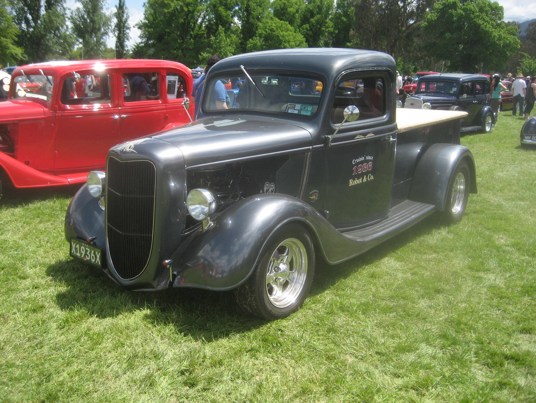 Craigslist 1936 Pickup Autos Post