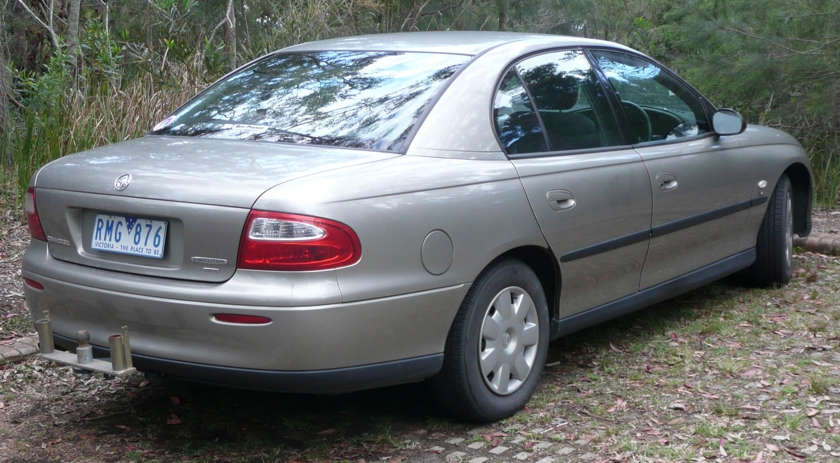 File 2001 2002 Holden Vx Ii Commodore Executive Sedan 01