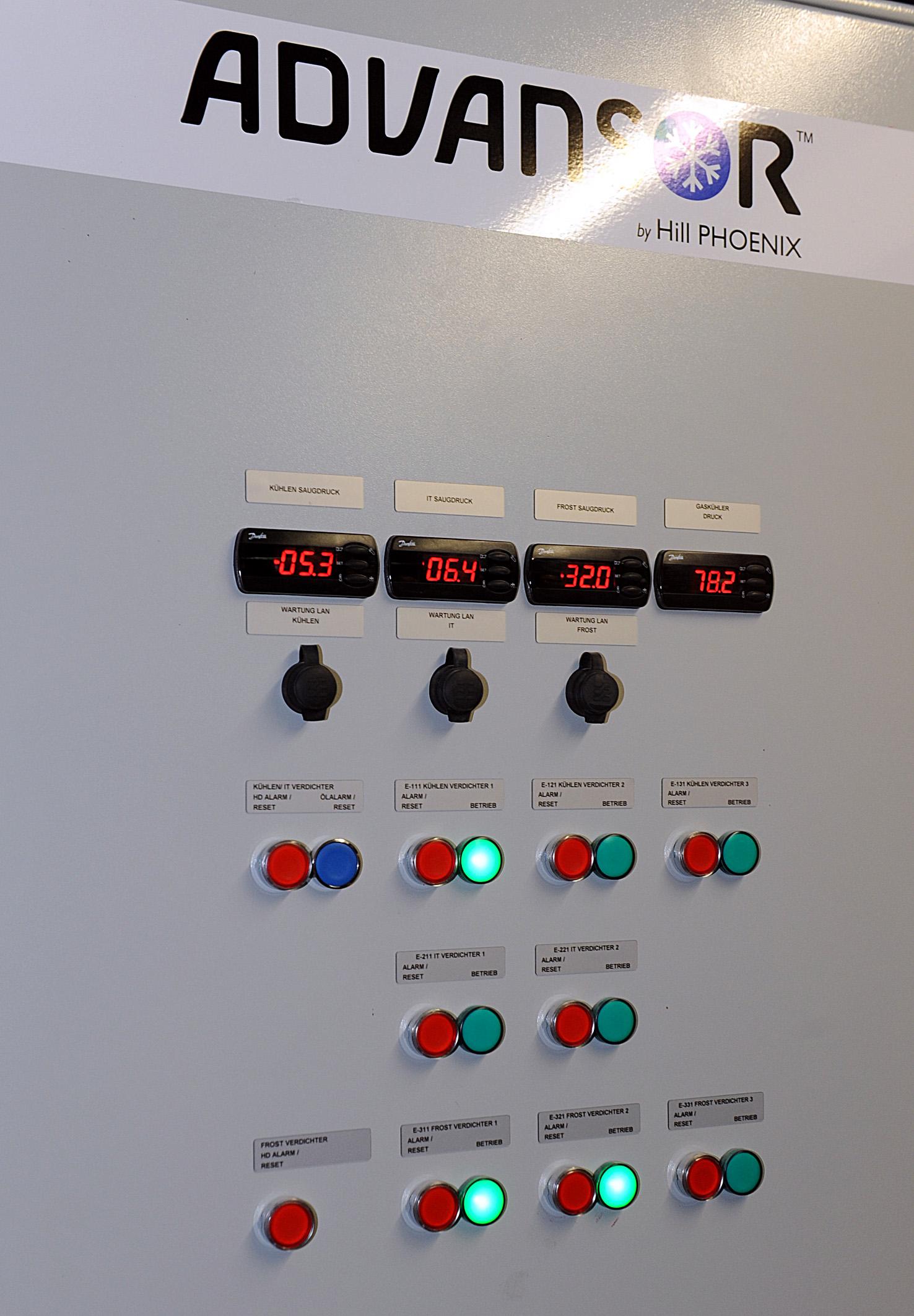 File22 Station Der Initiative Zukunftsenergiennrw Rewe Center Frost Alarm Circuit Schulenburg In Dortmund