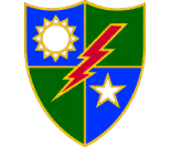 Wappen des 75th Ranger Regiment (Airborne)