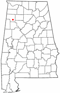 Loko di Brilliant, Alabama