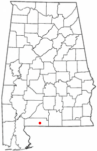 Loko di East Brewton, Alabama